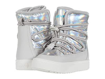 Native Kids Shoes Chamonix Hologram (Toddler) (Hologram/Shell White) Kid