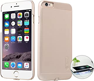 758f85ae5ec Nillkin iPhone 6 / 6s Plus Qi Receiver, Estuche inalámbrico Ultra Delgado  Ultra Slim para