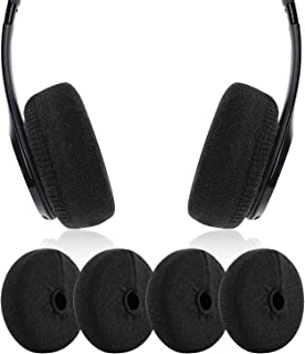 JARMOR Earpads Sweater Cover Protectors with Knit Fabric for Beats Solo 3/2 Wireless/Wired, Solo HD/Mixr/EP Headphones and...