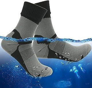 جوراب های ضد آب 100٪ RANDY SUN ، جیب پیاده روی Unisex