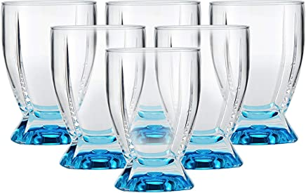 3bdaedbf9 Quality Low Tumblers Set Of 6 Pieces, Blue
