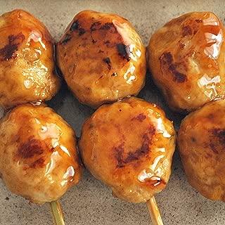 鳥肉 つくね 串 (生串) (未調理 タイプ) 【 国産鶏肉 】 和歌山県産 産地直送 紀州 5本入 【 冷蔵 】