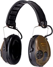 Peltor SportTac Electronic Level Dependent Ear Defenders (MT16H210F-478-GN)
