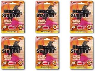 High Quality. Black Stallion 30K. Male Power Sexual Performance Enhancement (6 Pills)