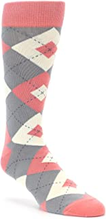 Best coral and grey socks Reviews
