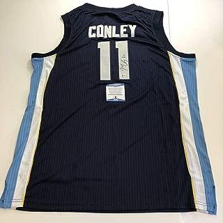 Mike Conley Autographed Jersey - BAS Beckett - Beckett Authentication - Autographed NBA Jerseys