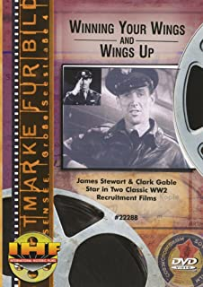 Winning Your Wings/Wings Up DVD