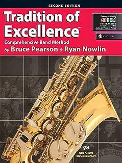 Tradition of Excellence 1 (Eb alto sax)