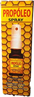 Propolis Extra Strong Spray (Propolis Fluid Extract) Highly Concentrated 100% Natural Product (Charcoal mask Gift Included)