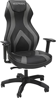 RESPAWN RSP-125 Sidewinder Gaming Chair, Gray