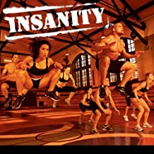 ZOMLAN Insanity Exercise Shaun T DVD, Fast and Furious Complete Workout with Nutrition Guide