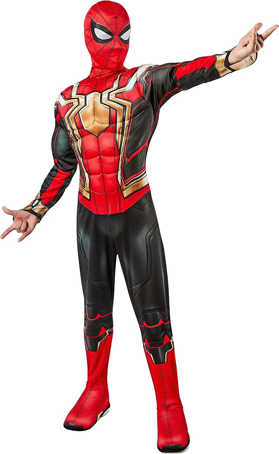 Rubie's Child's Marvel: discount Spider-Man Spring new work 3 Costume In 1 Deluxe Version