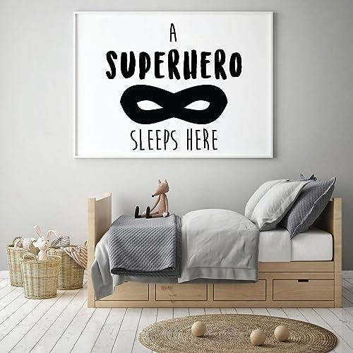 Superhero Decor for Bedroom: Amazon.com