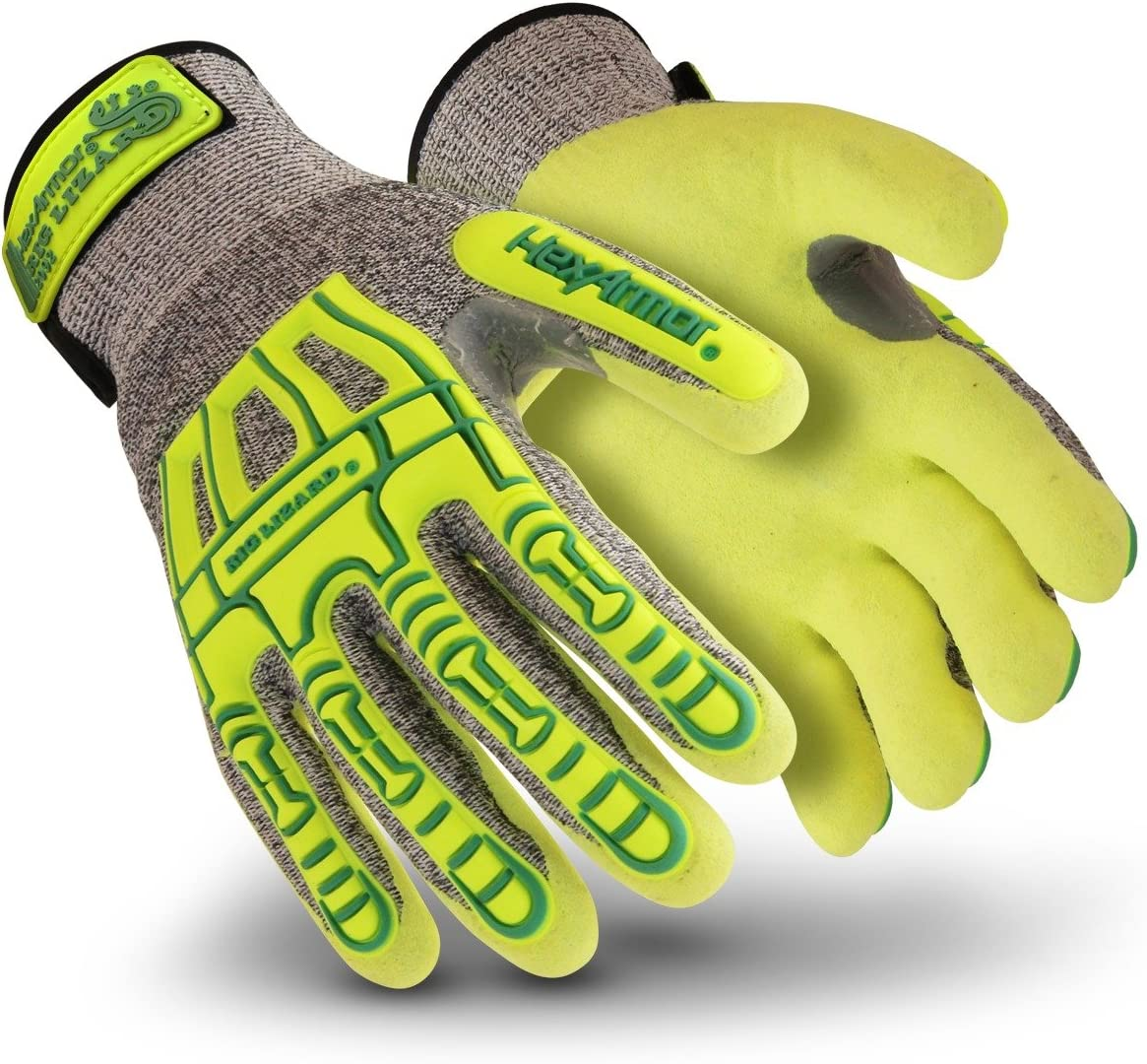HexArmor Rig Lizard Thin Lizzie 2092 with All stores are sold Genuine Gloves San Work Impact