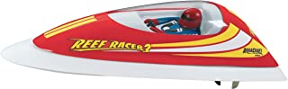 AquaCraft Models Reef Racer 2 Ready-to-Run Radio Controlled Electric-Powered Self-Righting Mini-Vee Racing Boat with Radio, Batteries and Charger