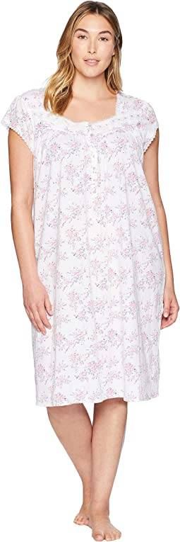 Plus Size Waltz Nightgown