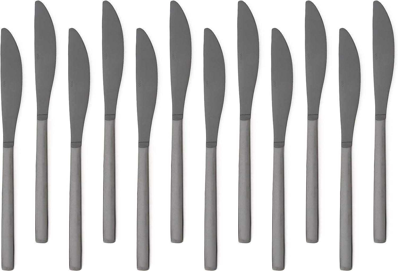 Tivoli Arlington Mall Collection Premium Quality Flatware For Dinner Set Special price Knife