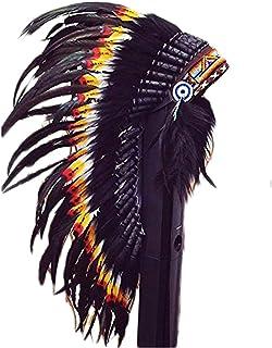 Boho Plumes Pompons Cheveux Band Headwear hippie inde tribu Cheveux Accessoire