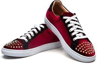 Mens Fashion Sneakers Shoes Casual Shoes Brand Design...
