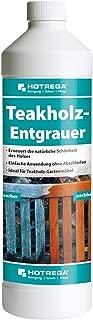HOTREGA Teakholz Entgrauer 1L