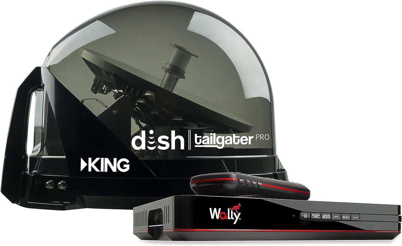 KING Tailgater Pro Premium - Antena de televisión por ...
