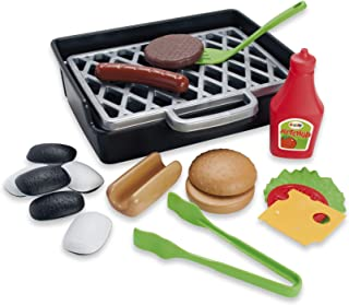 American Educational Products DT-4600 BBQ Burger and Hot Dog Set Activity Set, 4.875