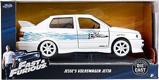 Jesse's Volkswagen Jetta White Fast & Furious Movie 1/32 Diecast Model Car by Jada 99592