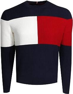 Amazon.com  Tommy Hilfiger - Sweaters   Clothing  Clothing e21abfc36