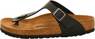 Birkenstock Gizeh Leather Black