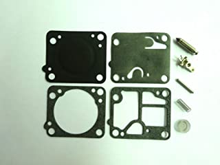 C·T·S Carburetor Repair/Rebuild Kit Replaces ZAMA RB-19 for Mc Culloch 110 120 ZAMA M1-M7