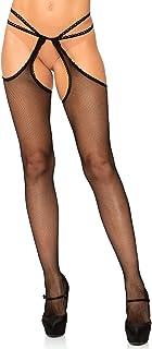 Leg Avenue Women's Garter Belt Stocking Hosiery