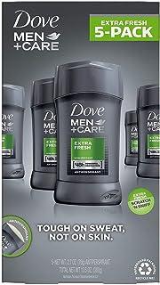 Dove Men + Care Extra Fresh Non-irritant Antiperspiration 5 Pack