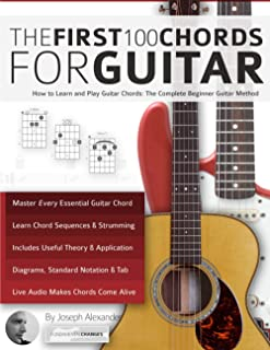 Guitar: The First 100 Chords for Guitar
