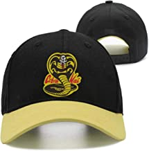 Man Snake red Vintage Cobra Baseball Cap Trucker hat