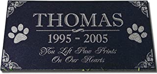 personalized memorial plaques