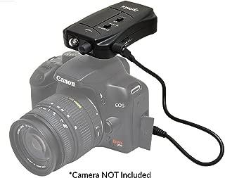 Opteka LTX-80 Lightning/Gunshot/Fireworks & Motion Sensor/Security/Wildlife Trigger for Canon EOS and Nikon Digital SLR Cameras