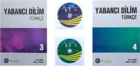 Turkish Grammar Exercise Book B1-B2, Learn Turkish, Study Turkish Language, Intermediate Dilmer 3-4