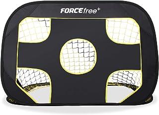 Forcefree+ Kids Soccer Goal - Portable Pop-Up Soccer Net...