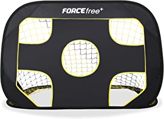 Forcefree+ Kids Soccer Goal - Portable Pop-Up Soccer Net...