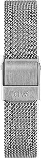 Daniel Wellington Petite Sterling Mesh Strap 28 mm, Silver - DW00200193