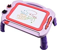 hopopower Magnetic Drawing Board Toy for Girls Boys, Erasable Doodle Board Writing Sketch Pad Birthday Christmas Party...