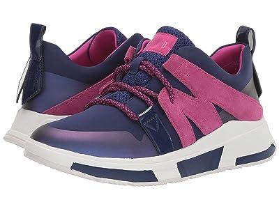 FitFlop Carita Sneaker (Aurora Blue) Women