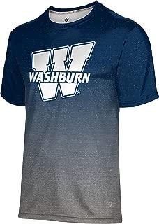 Washburn University Men's Performance T-Shirt (Ombre)