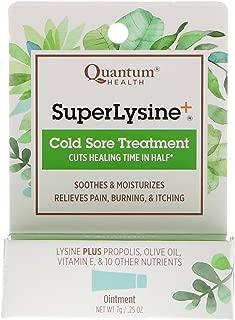 Best healthy care super lysine cold sore relief Reviews