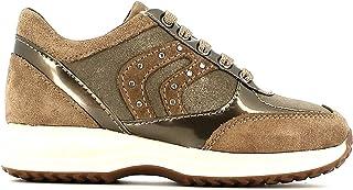 Geox U823XB Wilmer Sneaker Sportive da Uomo, Traspiranti, Grigio (Grigio Tortora), 40 EU