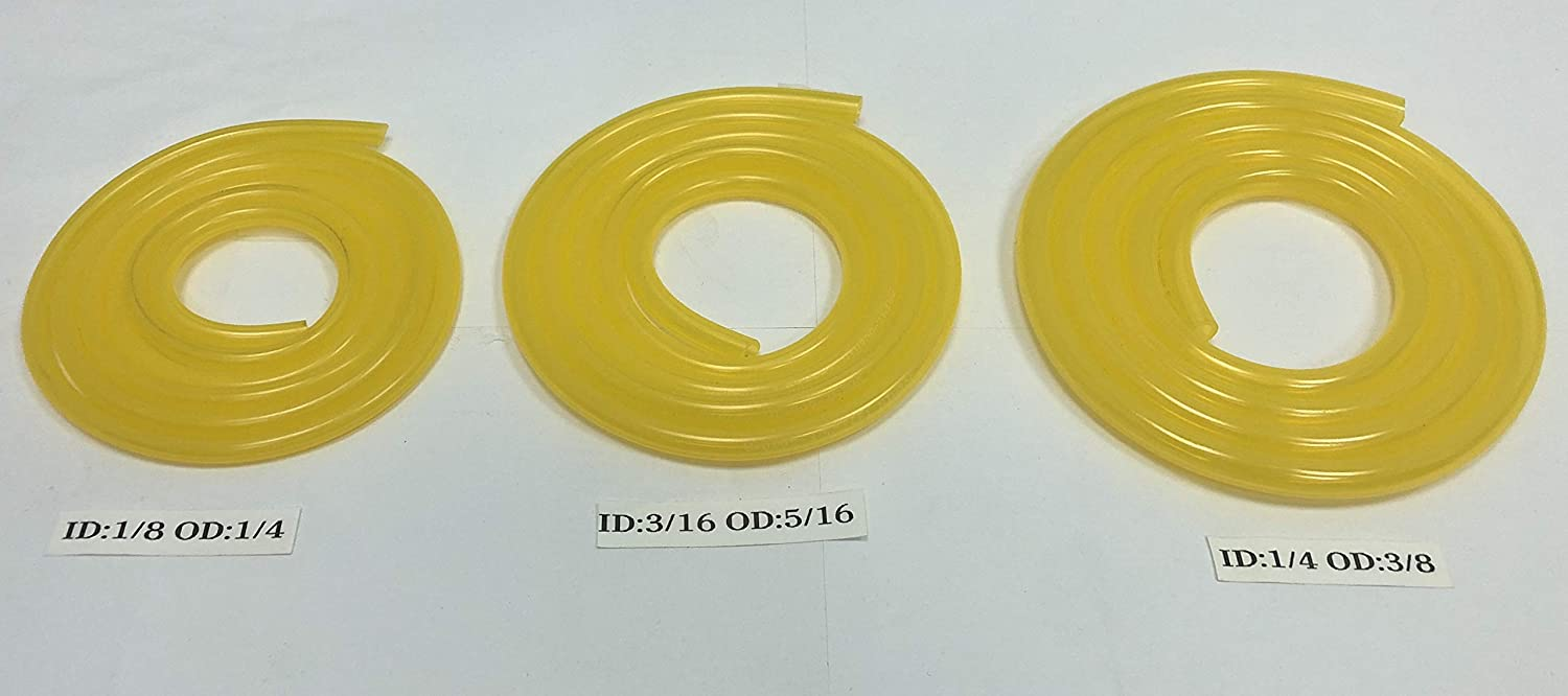 Tygon Genuine Fixed price for sale F-4040-A Clear Yellow Austin Mall Fuel 3 Line Variety Sizes Pa
