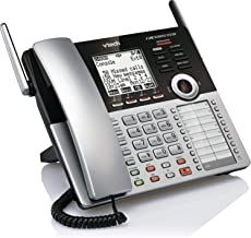 $78 » VTech CM18445 Main Console - DECT 6.0 4-Line Expandable Small Business Office Phone with Answering System (Renewed)