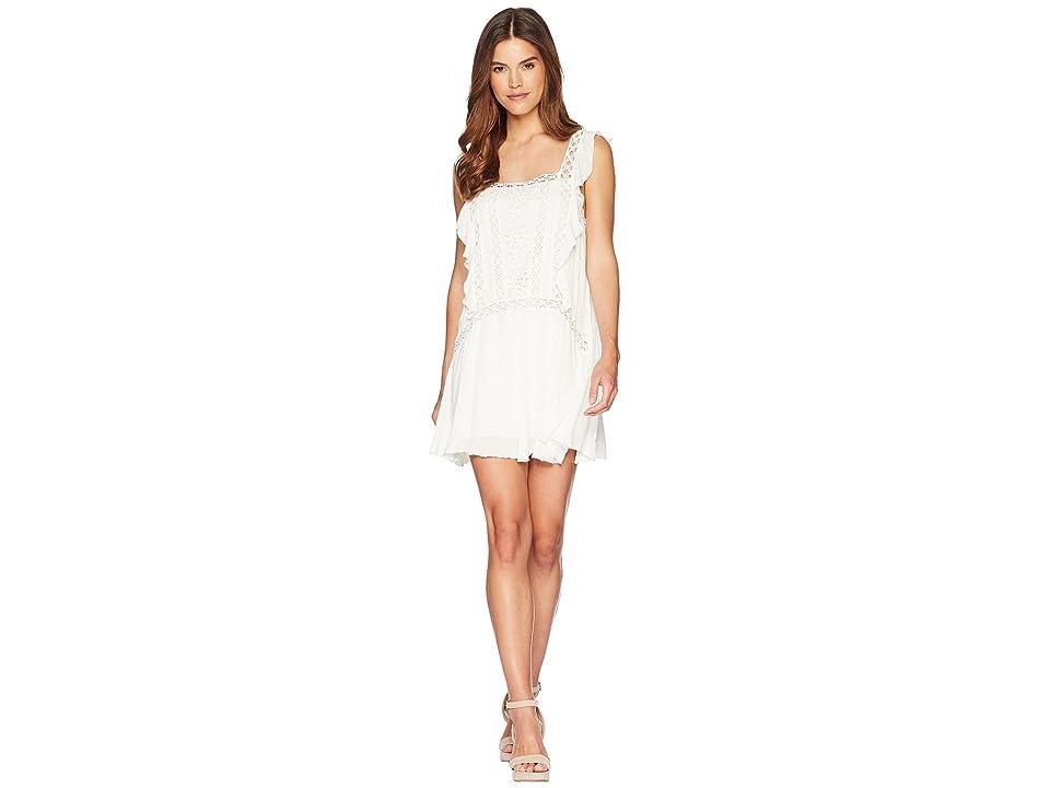 Free People Priscilla Dress (White) Women