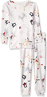Gymboree Baby Girls 2-Piece Tight Fit Sleeve Long Bottoms Pajama Set