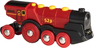 Brio Mighty Red Action Locomotive Train, Red, Standard
